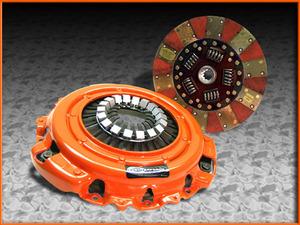 Centerforce Dual Friction 10 Spline Clutch Kit