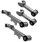 99-04 Mustang UPR Chrome Moly Urethane Control Arm Package