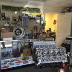 Inside O&E Speed Shop