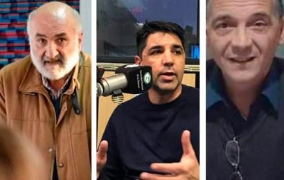Ter Akopian, Costieri y «Tato» Maglio competirán en las PASO del Randazzismo en La Matanza