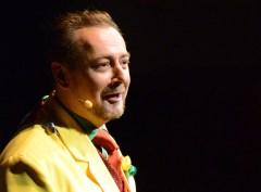 Presentator Gijs Vennix
