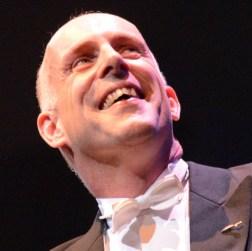 Dirigent Arjan Tien