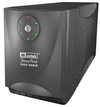 Das Flagschiff der PowerMust Serie: Die PowerMust 2000