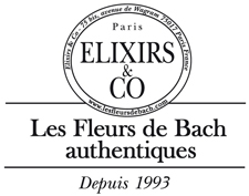 Logo les fleurs de Bach Elixirs & Co