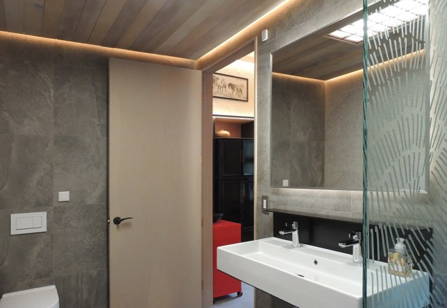 The BAMBOO Suite ensuite bath