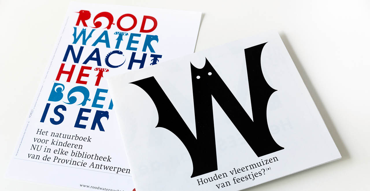 Campaign design 'Rood Water Nacht'