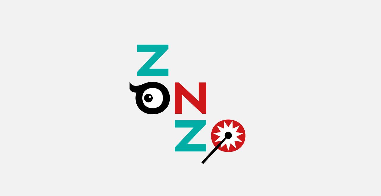 Brand identity Zonzo productions