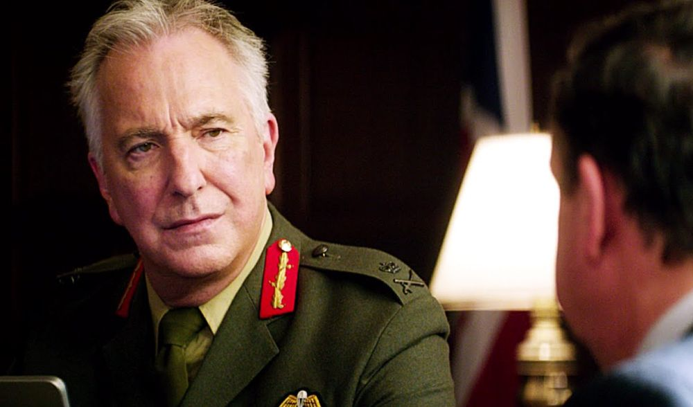 In Eye in the Sky we say goodbye to Alan Rickman