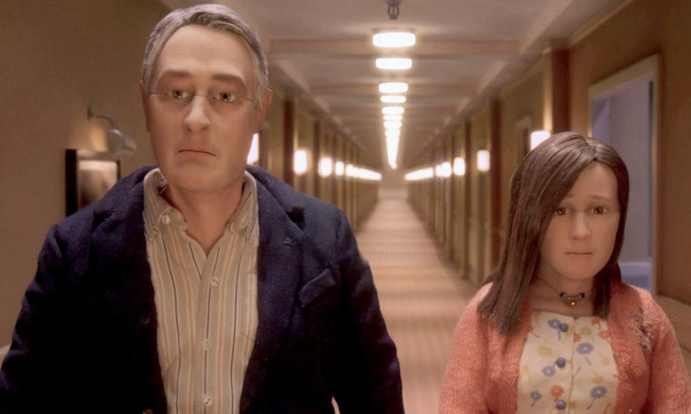 Anomalisa is a truly individual film (which is ironic, considering)