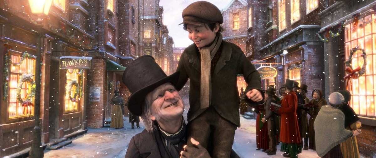A Christmas Carol has plenty of spirit(s) but lacks heart