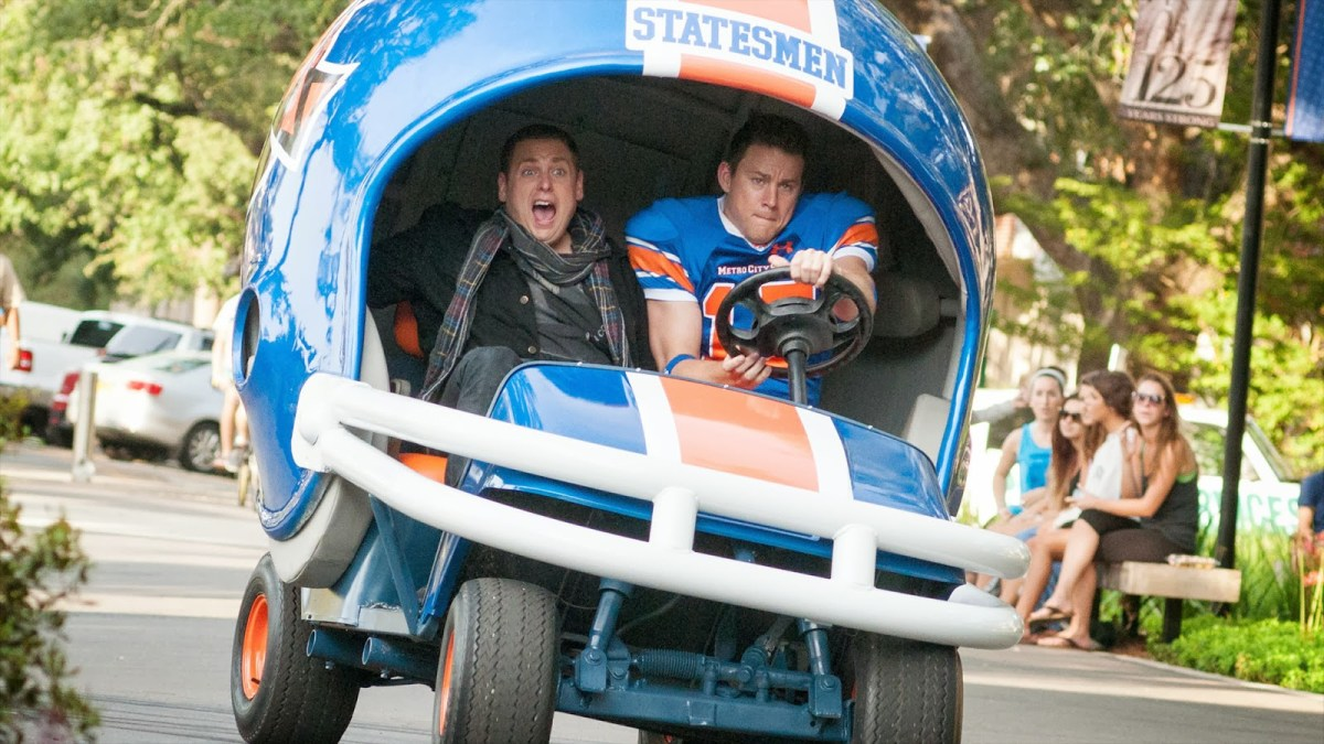 22 Jump Street is a chip off the new block