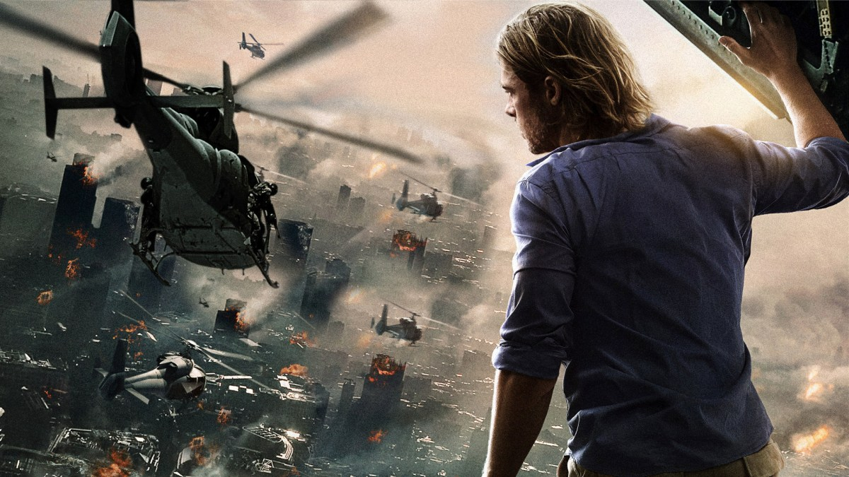 The long-awaited World War Z is, surprisingly, not a shambling mess