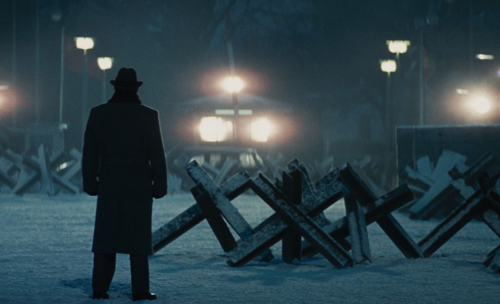 Bridge of Spies is a classic Cold War drama from the master of popular cinema