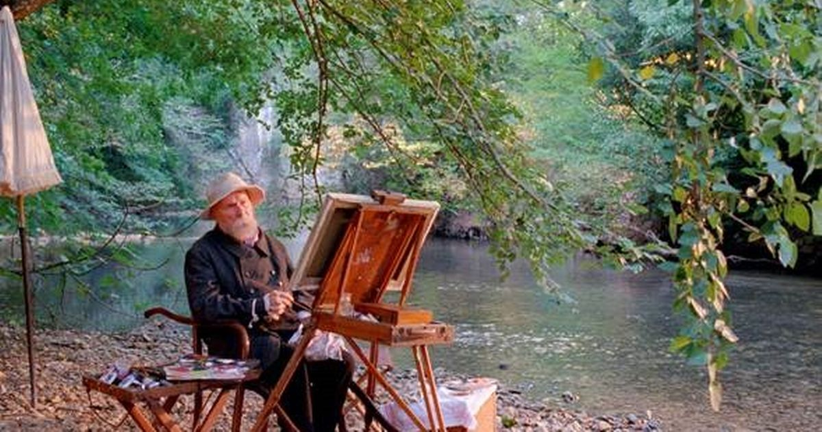 Renoir is a sumptuous, sun-drenched picture that harnesses the beauty and power of its subject's work