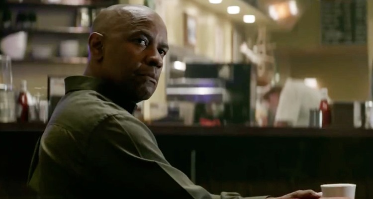 The Equalizer is a fairly brutal middle-of-the-road actioner