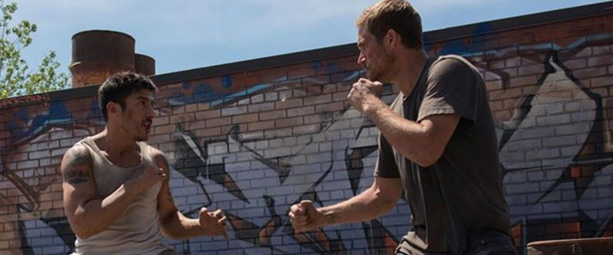 Brick Mansions is not quite solid cinema