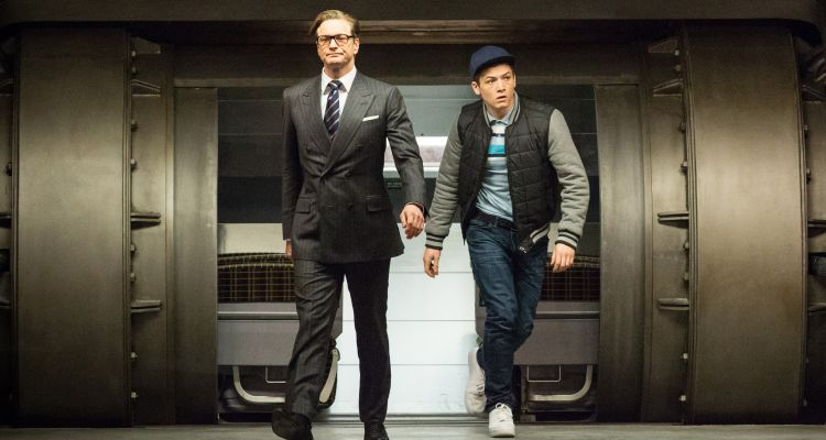 Kingsman: The Secret Service goes to top of the (working) class