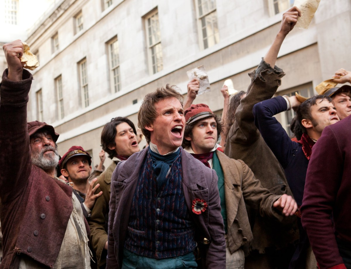Les Miserables: Faith, grace, mercy, and music (and getting a head in Revolutionary France)