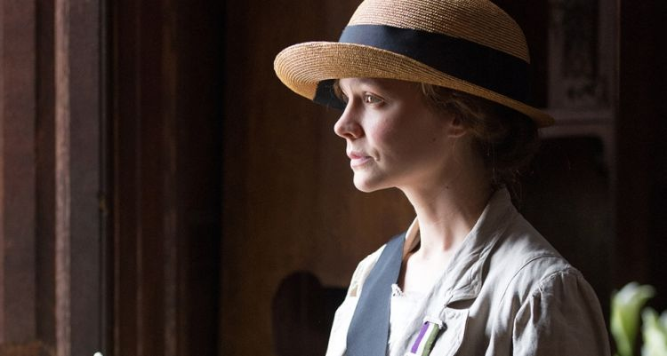 Suffragette is a worthy but overly respectable