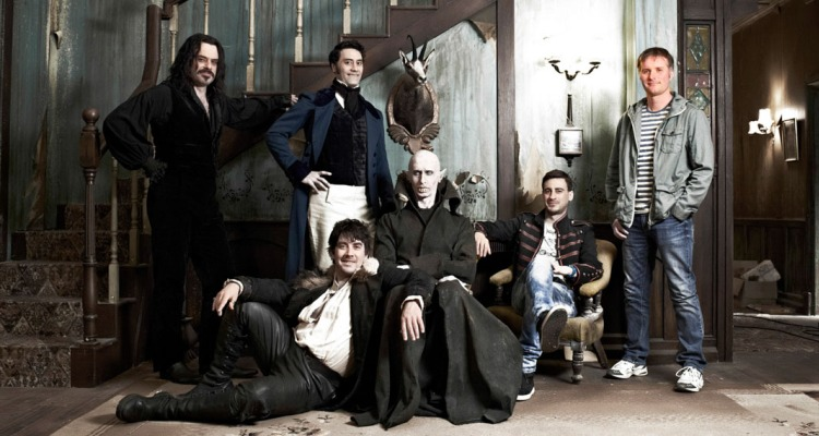 What We Do in the Shadows is silly, macabre fun