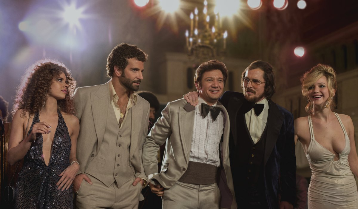 American Hustle might be my favorite film of 2013