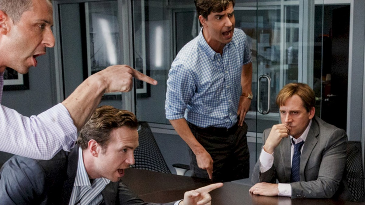 The Big Short goes long on edudrama and it pays off – magnificently