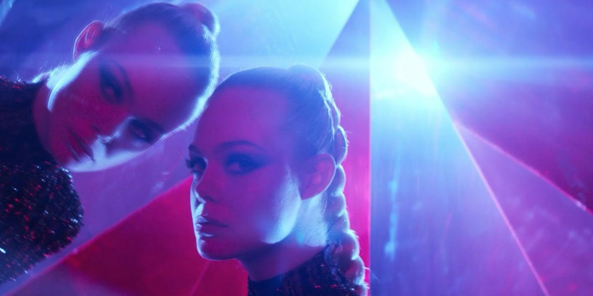 There's more to The Neon Demon than meets the eye