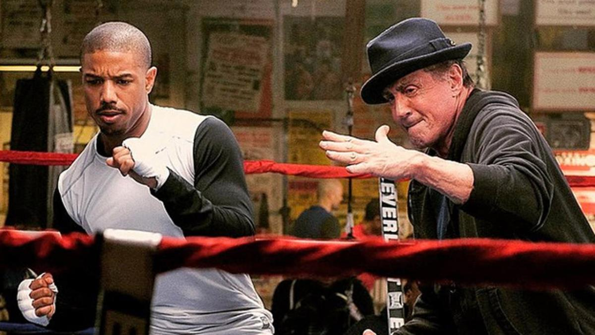 Creed has boxing and cinema in its blood
