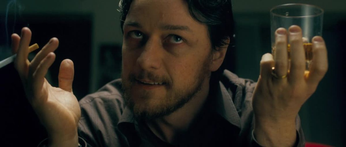 Filth is a raunchy, foul-mouthed bit of soul searching for a maniacal James McAvoy