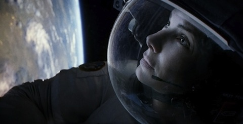 Gravity is a technically stunning work of (plausible) thematic sci-fi