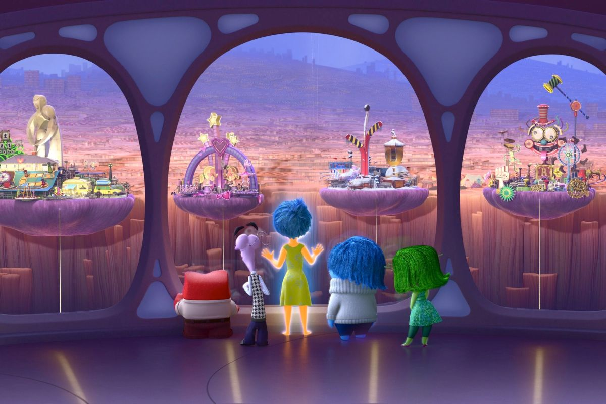 Pete Docter proves just the tonic for Pixar with Inside Out