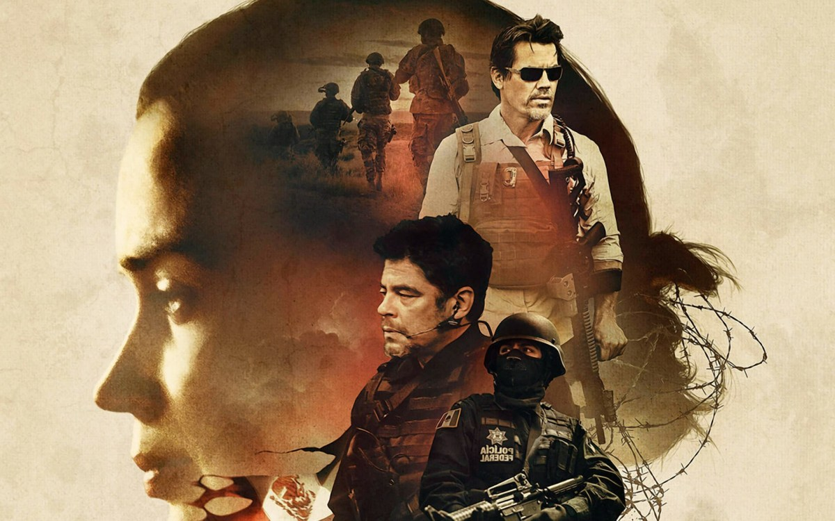 Sicario is a moody, sun-bleached thriller set south of the border
