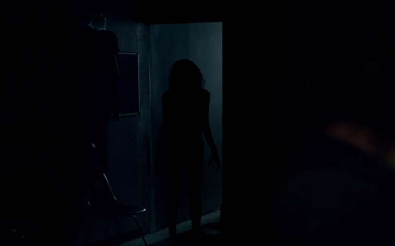 Lights Out: too self-illuminating to be truly terrifying
