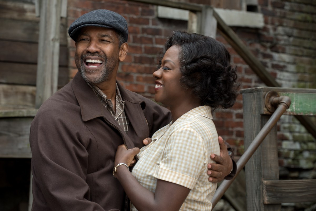 Fences: a sturdily constructed acting masterclass