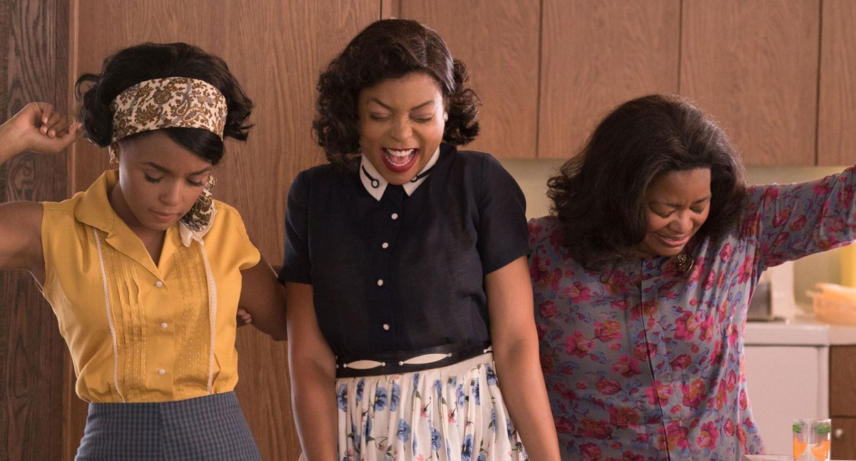 Hidden Figures: three women, one important historical course correction