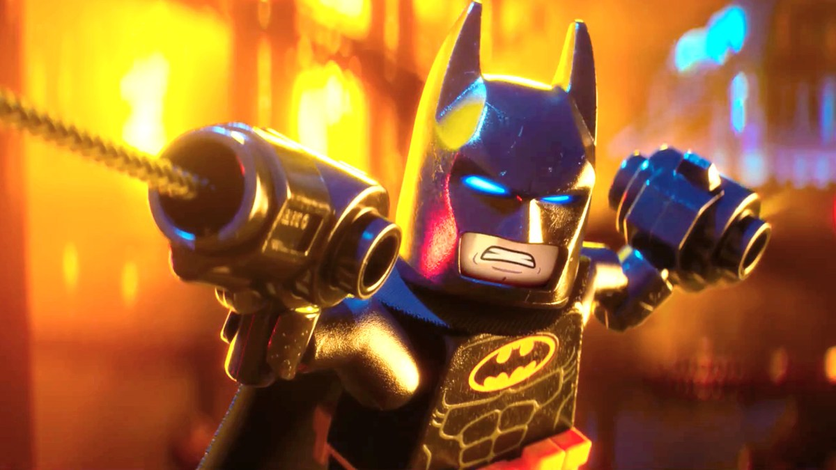 CINEMATIC GRAB-BAG: The Lego Batman Movie, Toni Erdmann, & Gold