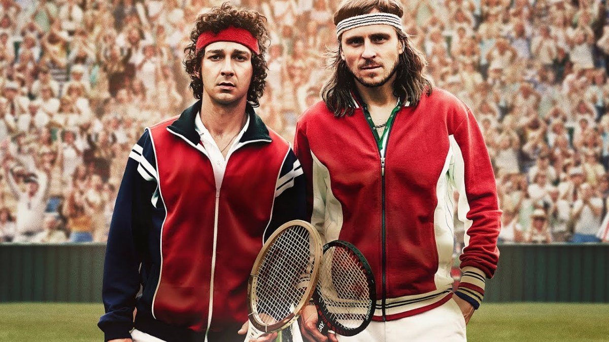 REVIEW: Borg Vs McEnroe