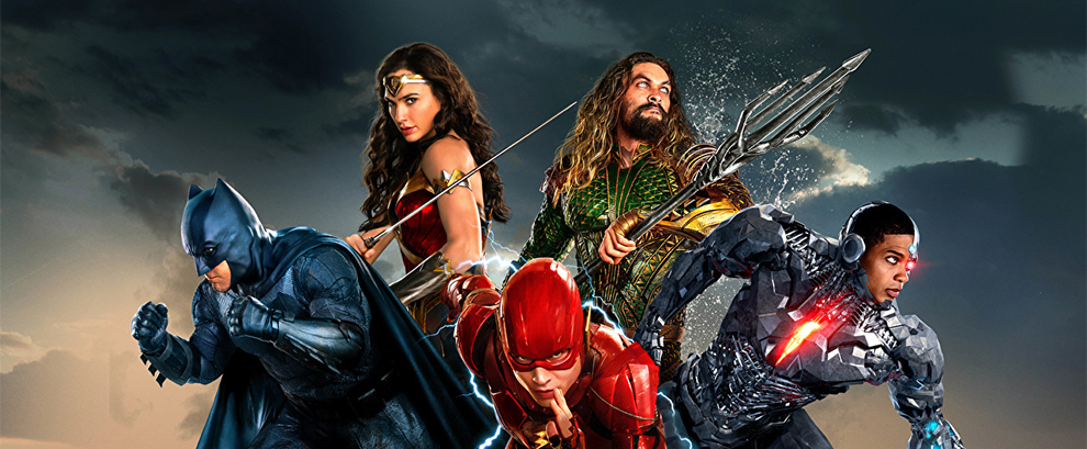 PODCAST: Justice League [Electric Shadows]