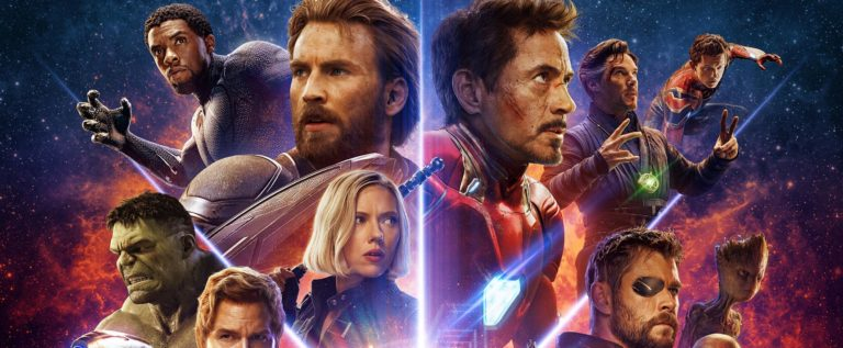 PODCAST: Avengers: Infinity War [Electric Shadows]