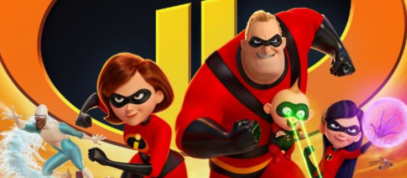 REVIEW: Incredibles 2