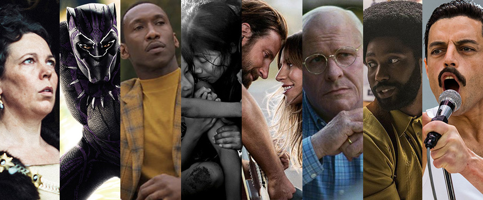 PODCAST: Oscar Nominations 2019 [Electric Shadows]