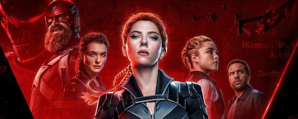 REVIEW: Black Widow [Disney+]