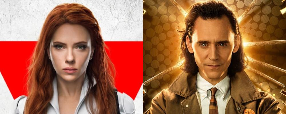 PODCAST: Black Widow & Loki [Movie RobCast]