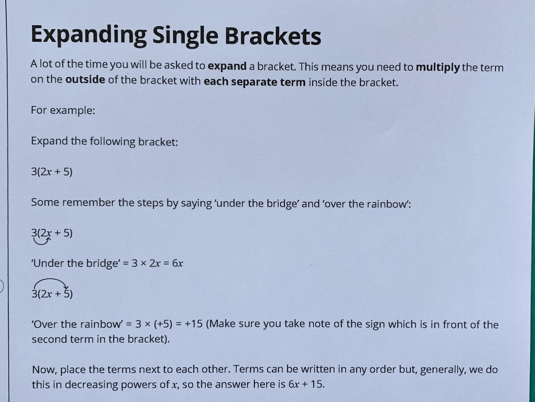New Ks3 Maths Pages From Twinkl