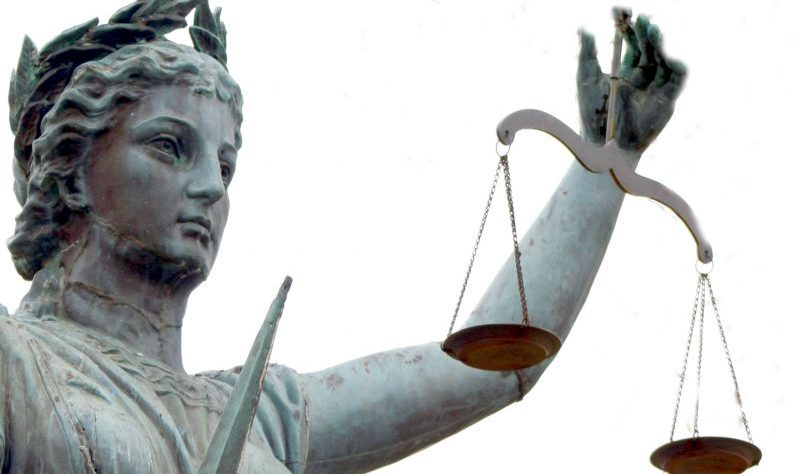 Themis Scales of Justice by southernfried at Morguefile