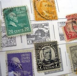 Stamps by jdunham at Morguefile.com