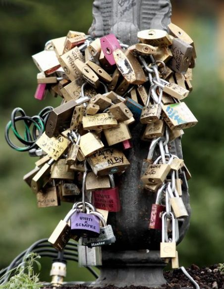 Locks by clarita on Morguefile.com