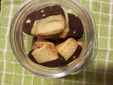 מראה נדיר - העוגיות בצנצנת, לפני חיסולן