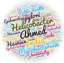 Logo based on Dr Ahmed's CV