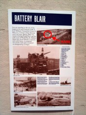 A brief history of Battery Blair